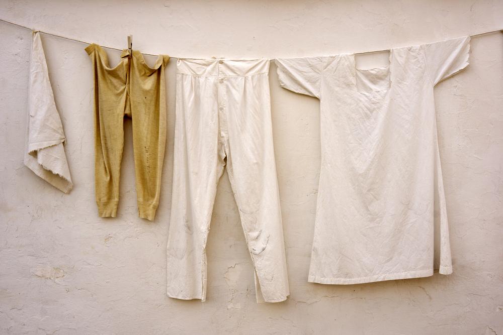 vêtements en bambou