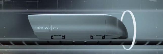 Hyperloop One : le 'train du futur' testé avec succès