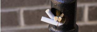 Et si on construisait des routes avec des mégots de cigarettes ?