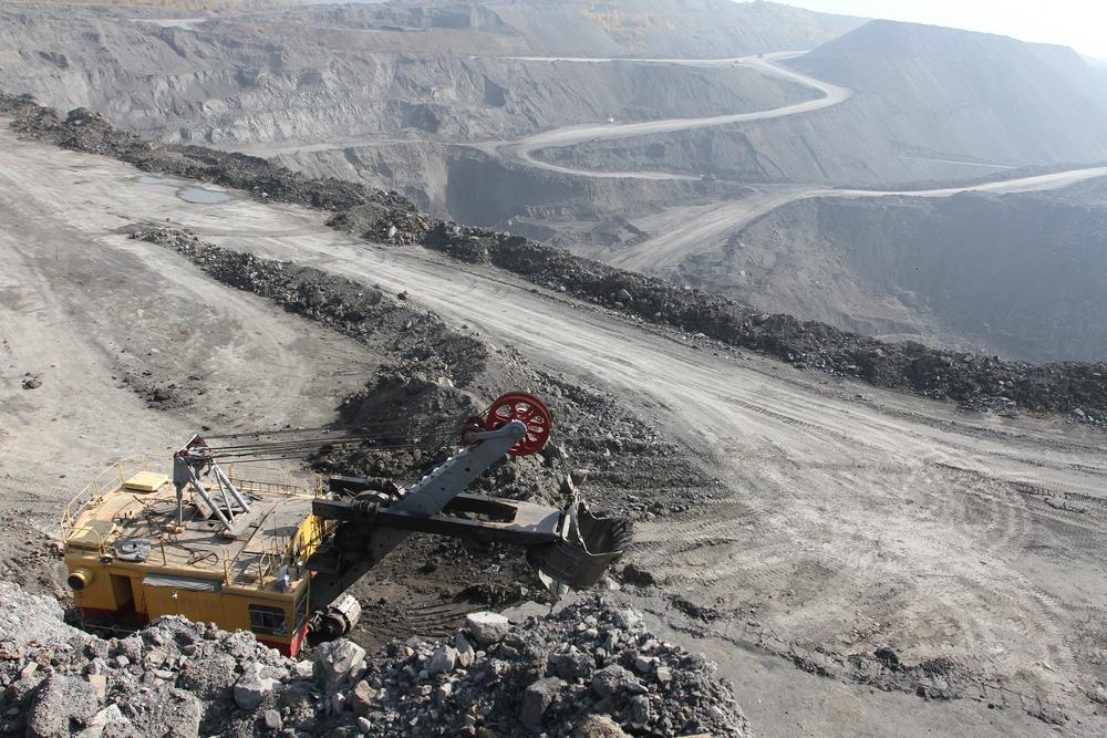 mines de charbon