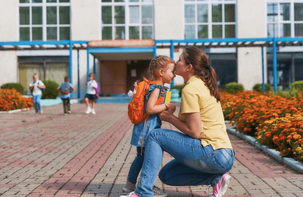 préparer la rentrée, jour de rentrée des classes à la maternelle