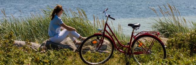 Des selles de vélo qui protègent l'entrejambe féminin