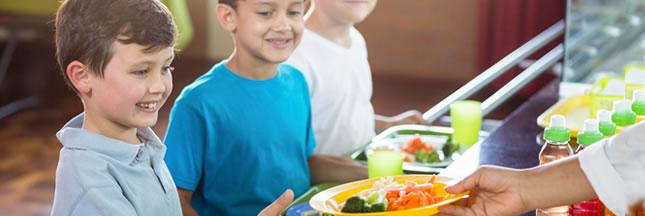 Sondage : Êtes-vous favorable à un menu alternatif végétarien dans les cantines scolaires ?