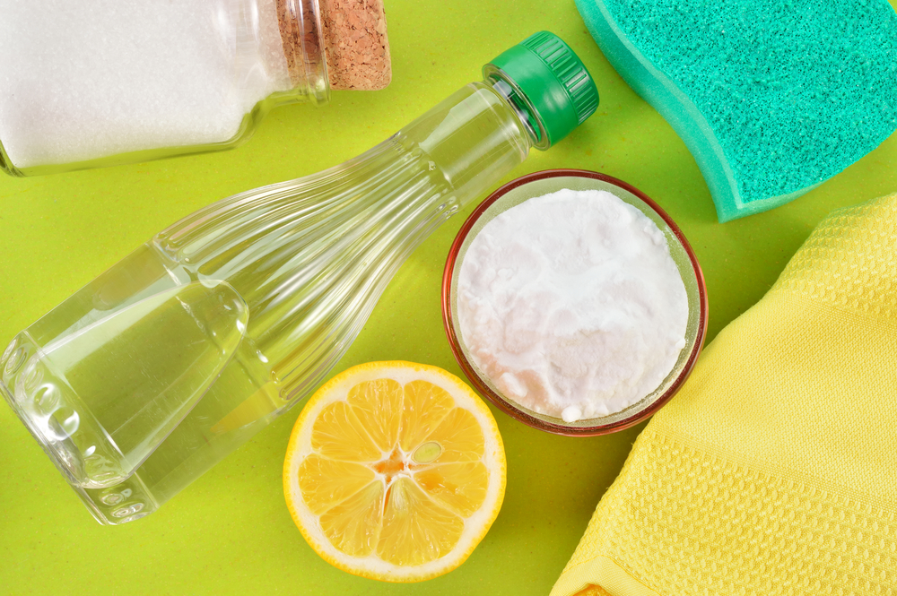 vinaigre, nettoyants ménagers naturels