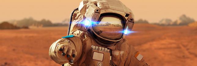 Peut-on cultiver de la spiruline sur Mars?