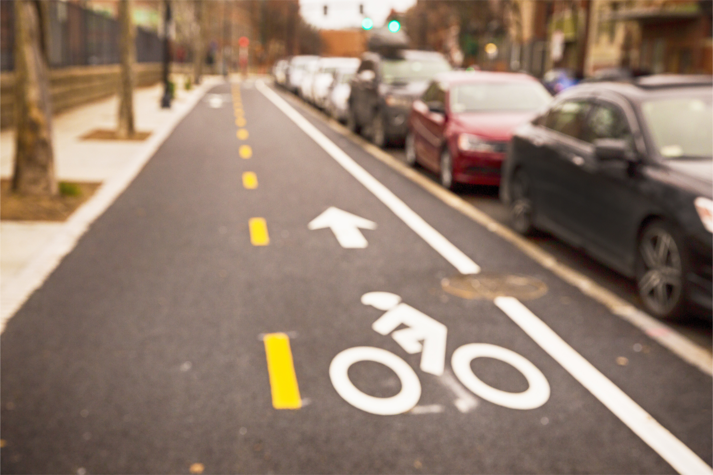 plus de place au vélo