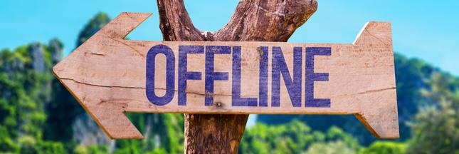 L'importance de se déconnecter d'Internet pour mieux en profiter