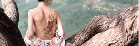 L'encre des tatouages colore aussi les ganglions!