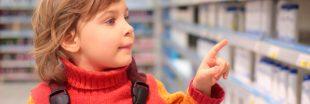 234 aliments pour enfants à bannir dans les rayons des supermarchés !