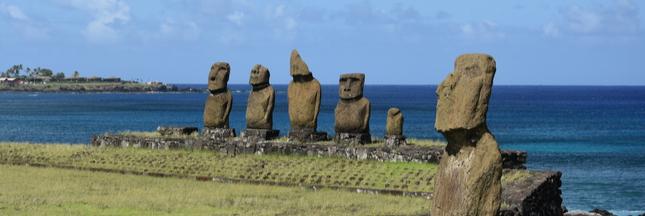 Belle victoire des Rapa nuis : la zone maritime protégée de l'île de Pâques s'agrandit