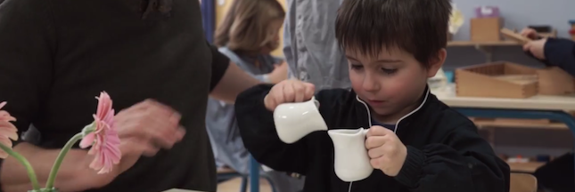 Sélection cinéma: à l'école Montessori, 'Le maître est l'enfant'