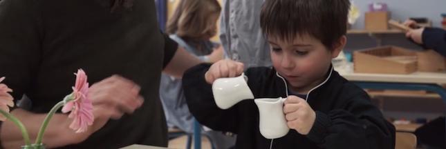 Sélection cinéma : à l'école Montessori, 'Le maître est l'enfant'
