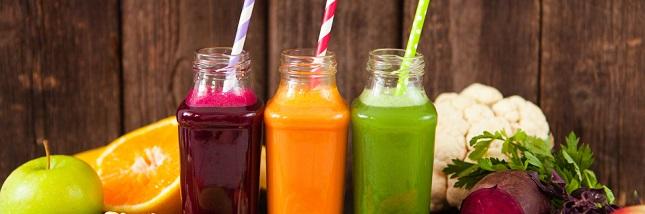 6 raisons de boire des jus de légumes