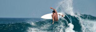Avec SmartFin, les surfeurs aident les scientifiques  à surveiller les changements climatiques