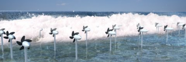 Ça turbine au Japon avec un nouveau modèle d'hydroliennes révolutionnaire