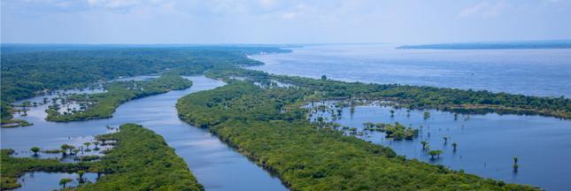 grands fleuves Amazone