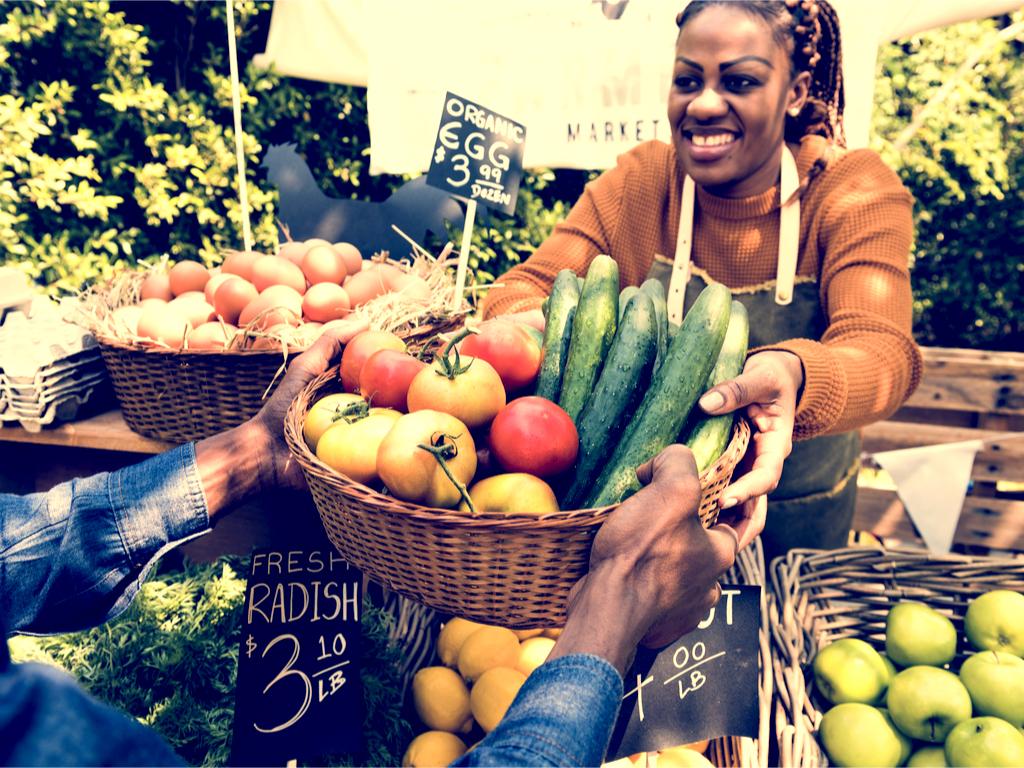 marché la permaculture