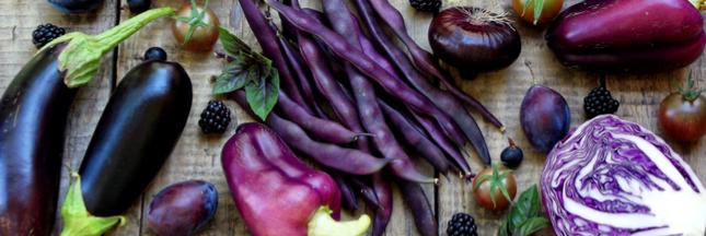Tous les bienfaits des aliments violets