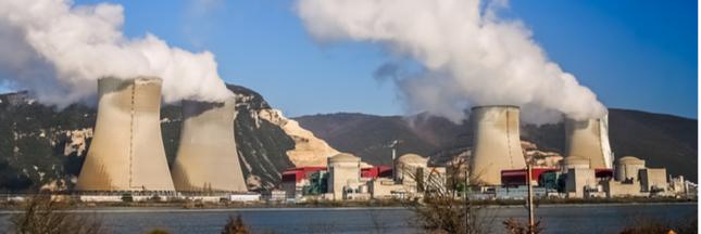 Selon Greenpeace, nos centrales nucléaires seraient vulnérables à une attaque terroriste