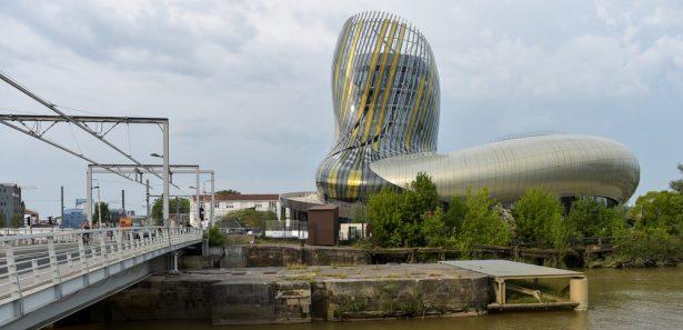 routes des vins, cité du vin Bordeaux