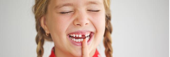 Pourquoi faut-il garder les dents de lait de ses enfants ?