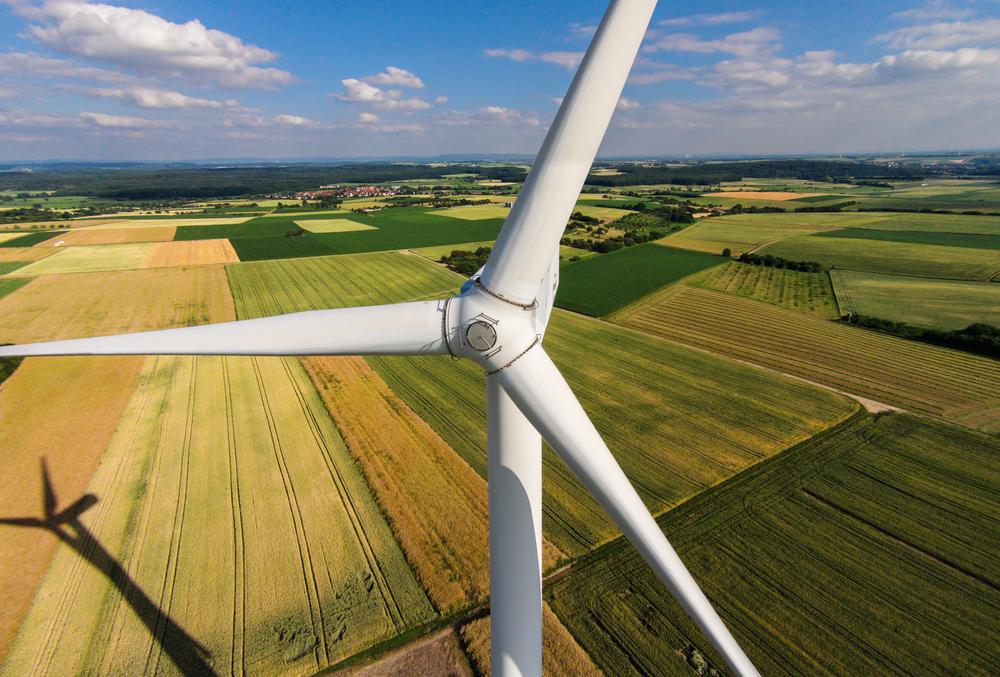 eolien terrestre, filière éolienne