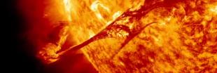 Les scientifiques prévoient une éruption solaire meurtrière