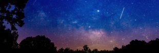 De merveilleuses pluies d'étoiles filantes dans le ciel les 10 et 11 octobre