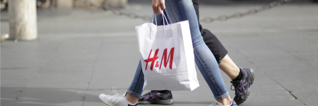 H&M accusé de brûler les vêtements invendus