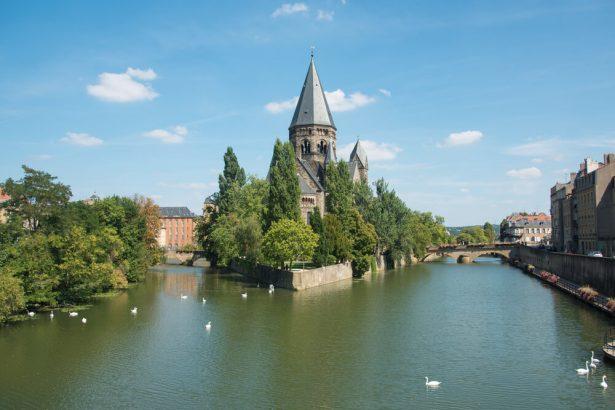 ville verte Metz