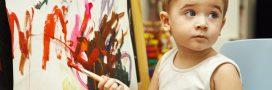 Trop de produits nocifs dans les peintures pour enfants