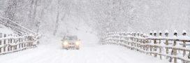 Nouveau en France: une route-radiateur qui emmagasine la chaleur l'été pour la restituer l'hiver