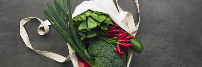 Les sacs réutilisables peuvent provoquer des intoxications alimentaires
