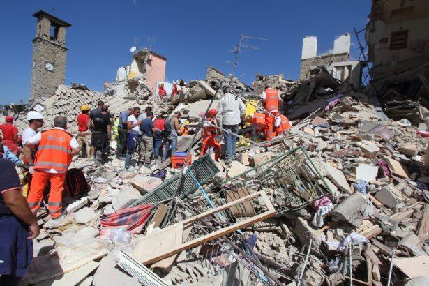 séismes