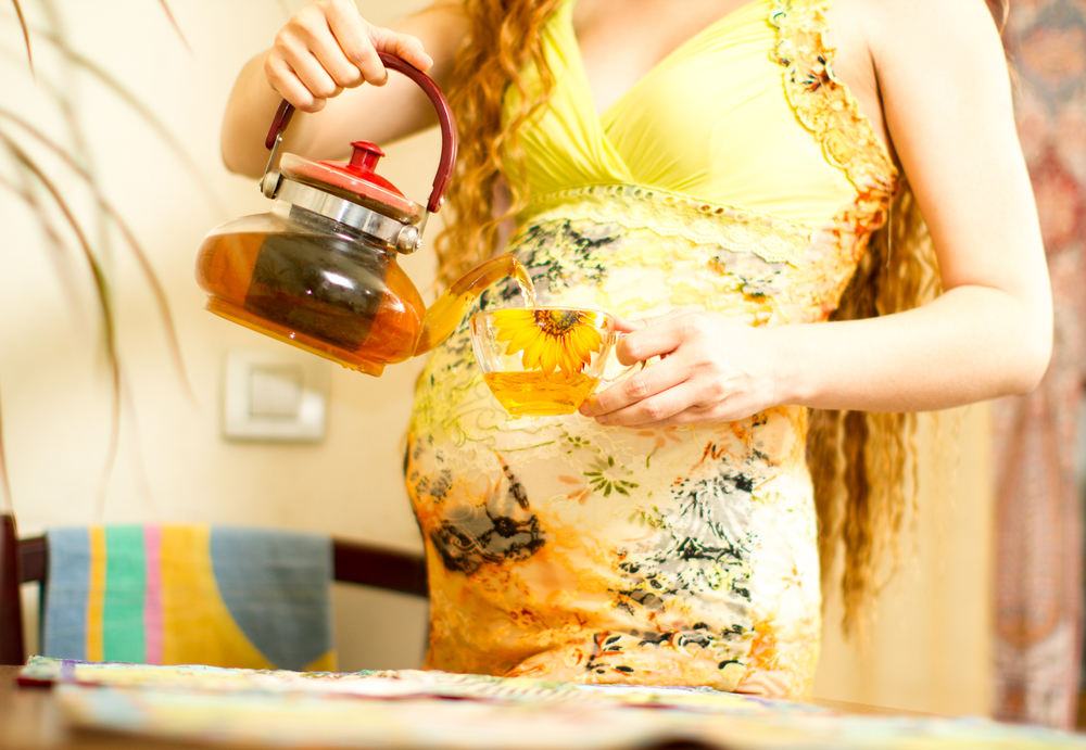 tisane enceinte