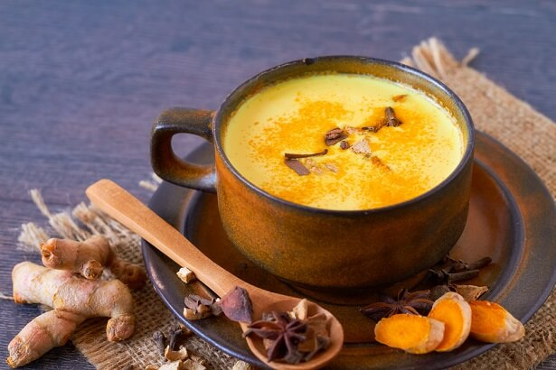 golden milk curcuma