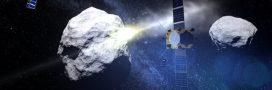 Le CubeSat: un nanosat pour explorer les astéroïdes