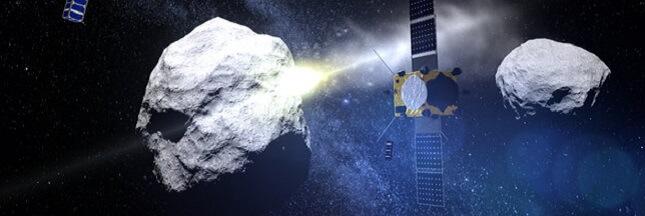 Le CubeSat : un nanosat pour explorer les astéroïdes