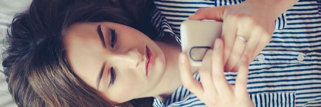 Le temps passé sur un smartphone peut rendre les ados suicidaires