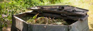 Nos astuces simples pour cacher le compost dans le jardin