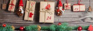 5 calendriers de l'Avent écolo pour patienter jusqu'à Noël