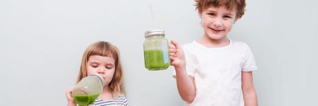 Chlorelle et spiruline pour les enfants : pourquoi leur en donner