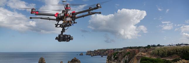 Des drones contre la pêche illégale testés par la France