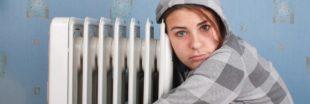 66 % des Français ont froid dans leur logement