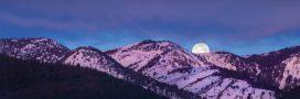 Super lune et pluie d'étoiles filantes: que voir dans le ciel en décembre?