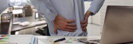 Mal de dos: l'Assurance-maladie lance une campagne d'information
