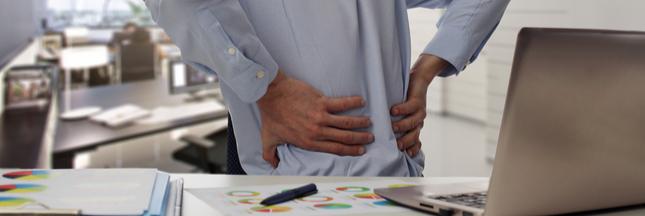 Mal de dos : l'Assurance-maladie lance une campagne d'information
