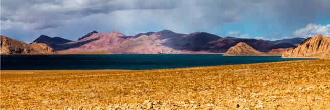 Contre nature : la Chine veut planter une forêt à Nagqu, sur les plateaux du Tibet