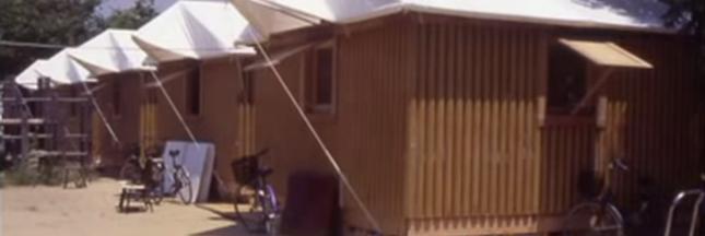 Shigeru Ban, l'architecte qui se met au service des réfugiés