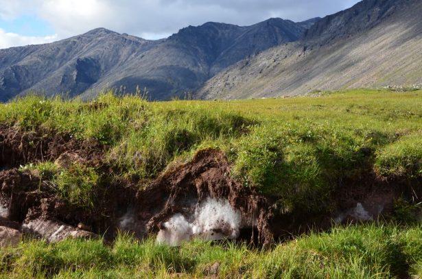 permafrost, réchauffement climatique